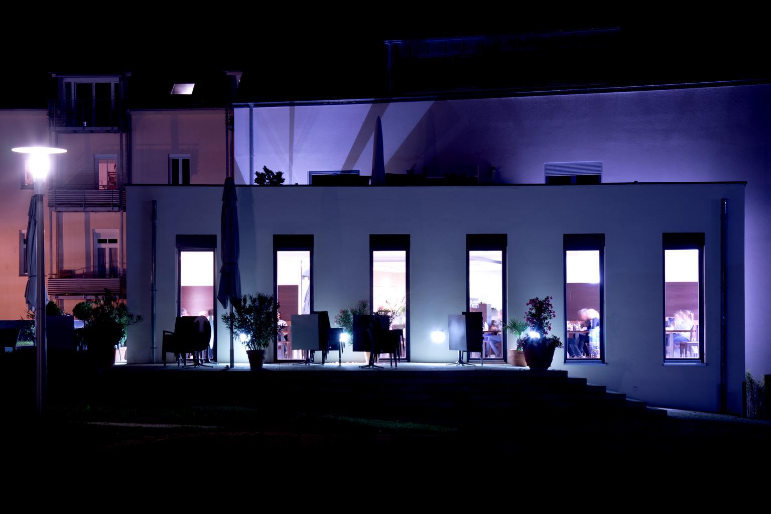budova, dom, svetlá