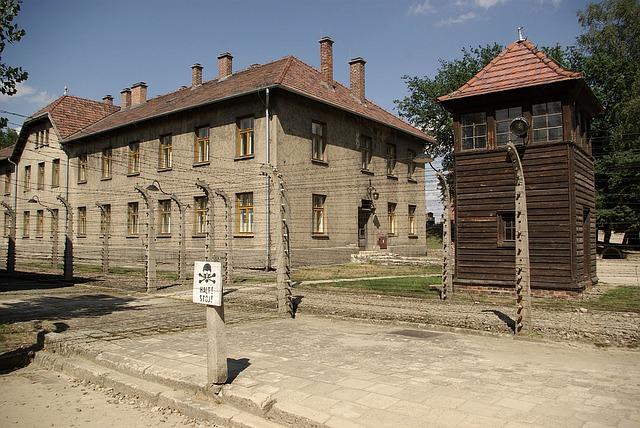 koncentrační tábor