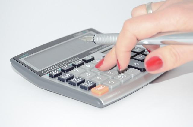 sedá kalkulačka