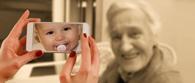 smarthphone a foto