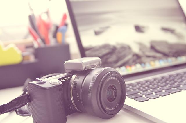 fotoaparát