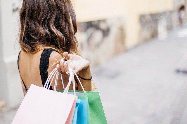 nakupovaní