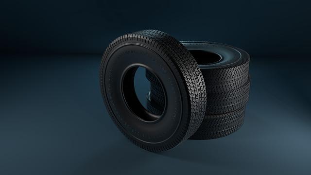 štyri nové pneumatiky